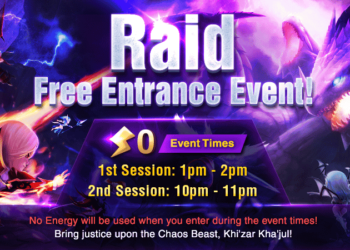 summoners war Rift Dungeon Free Entrance!