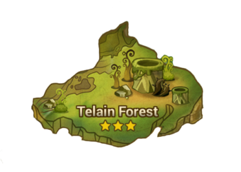 Step-by-Step, Chapter 5: Telain Forest, 1st Dungeon Core Team & More Progression Guides