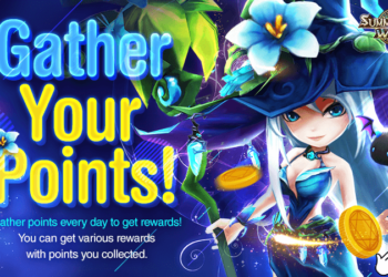 Gather Your Points! Event