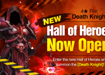 Fire Death Knight (Arnold) – January 2018 Hall of Heroes! (Death Knight Guide)