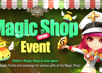 Magic Shop Event