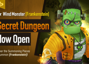 Wind Frankenstein (Crane) is the February 2018 Secret Dungeon (Frankenstein Guide)