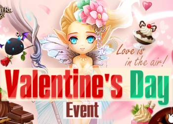 Love is in the Air! Valentine's Day Event