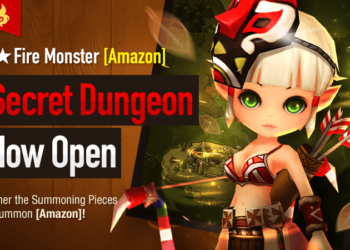 Fire Amazon (Ceres) is the March 2018 Secret Dungeon (Amazon Guide)