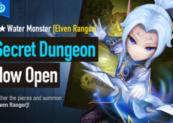 Water Elven Archer (Eluin) is the March 2018 Secret Dungeon (Elven Ranger Guide)