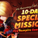 10-day Special Mission!  Guaranteed Event