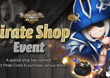 Summoners War Pirate Shop Event