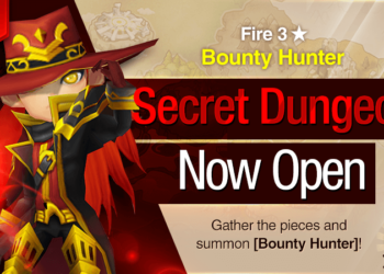 Summoners War Fire Bounty Hunter Randy