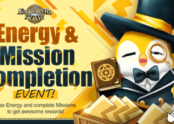 Summoners War Energy & Mission Completion Event