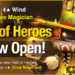 Summoners War Wind Dice Magician HoH