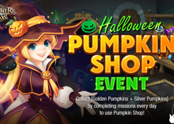 Summoners War Halloween Pumpkin Shop Event