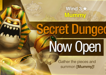 Summoners War Wind Mummy SD