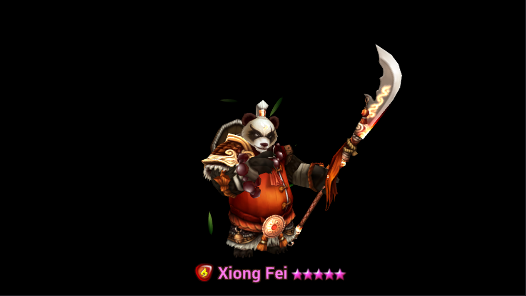 Step-by-Step, Chapter 18: Xiong Fei, the Fire Panda Warrior and Introduction to Rift Raids