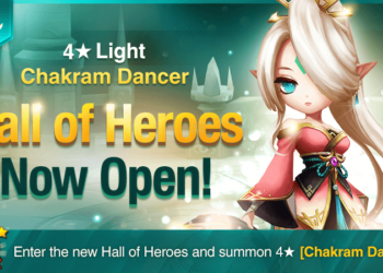 Light Chakram Dancer (Deva) – December 2018 Hall of Heroes and Clearing B10 Guide!