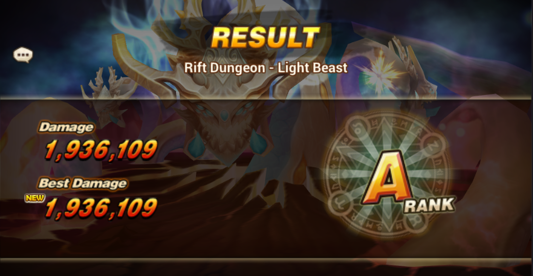 Step-by-Step, Chapter 24: Rift Dungeon – Light Beast