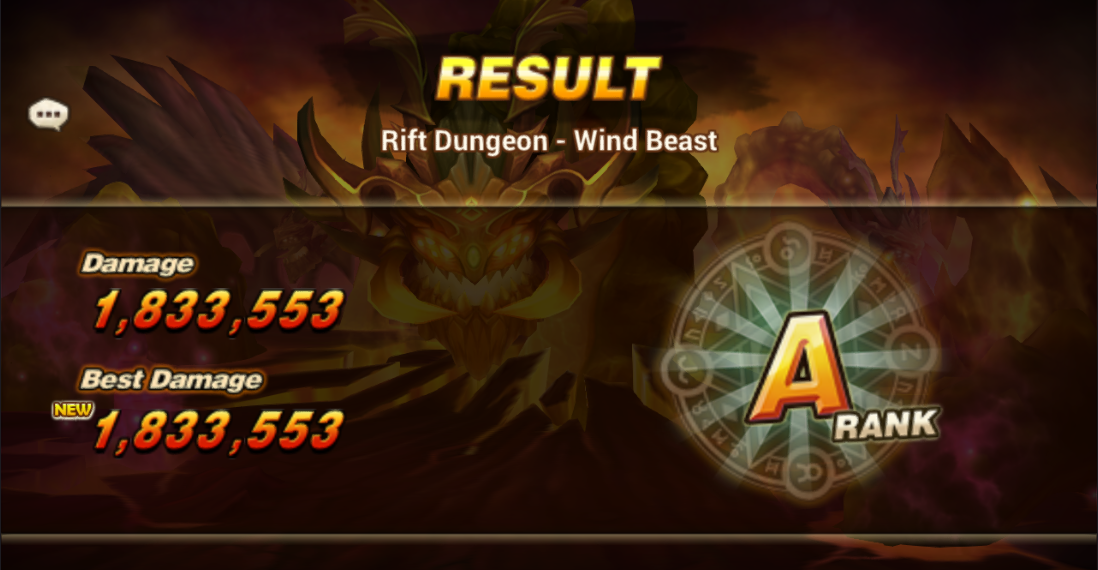 Step-by-Step, Chapter 23: Rift Dungeon – Wind Beast
