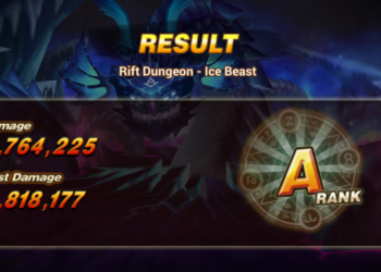 Step-by-Step, Chapter 22: Rift Dungeon – Ice Beast