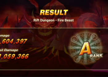 Step-by-Step, Chapter 21: Rift Dungeon – Fire Beast, and Introduction to Homunculus (Attack)