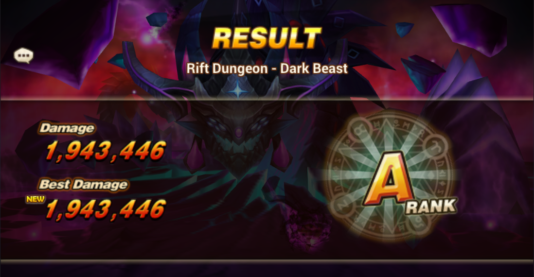 Step-by-Step, Chapter 25: Rift Dungeon – Dark Beast