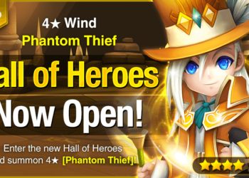 Wind Phantom Thief (Julien) – February 2019 Hall of Heroes and Clearing B10 Guide!