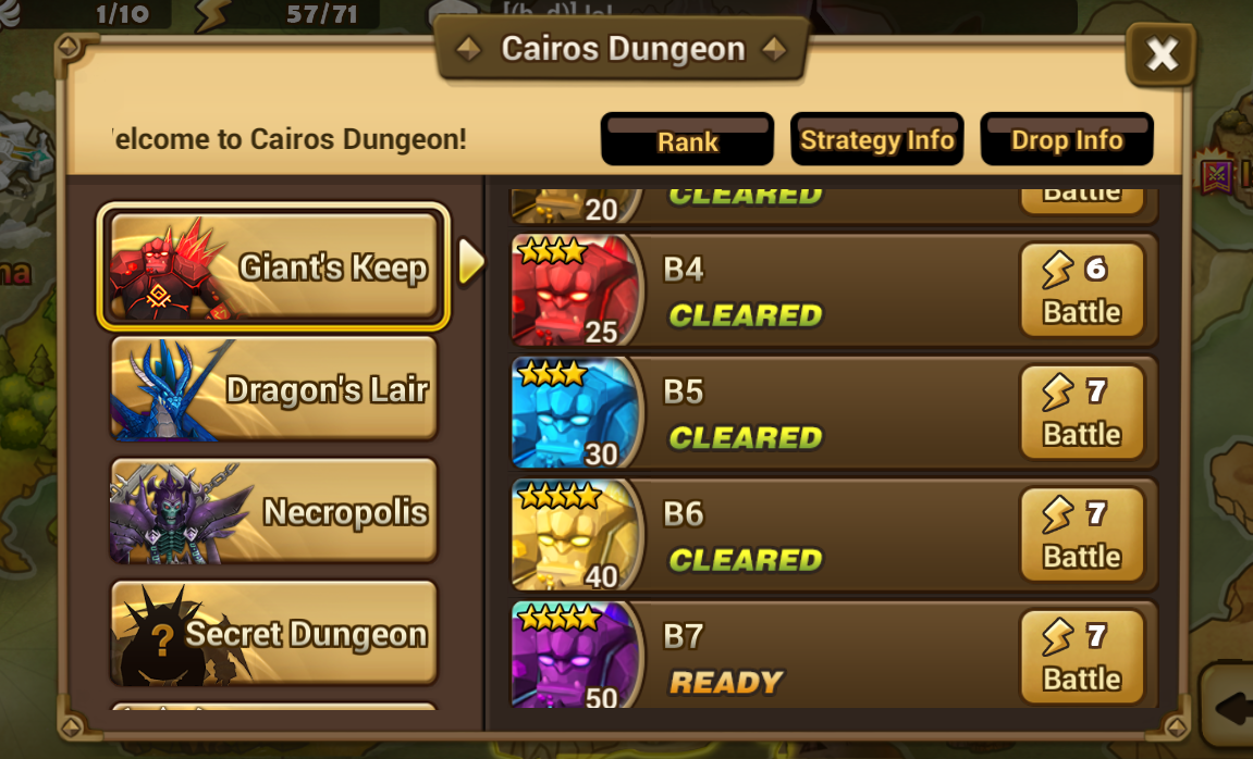 Summoners War Daily Missions and Rewards