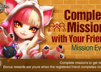 Summoners War Co Event
