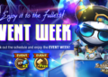 Enjoy it to the Fullest! [EVENT WEEK] Notice