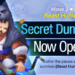 The Secret Dungeon for 3★ [Beast Hunter] (Water) Now Open