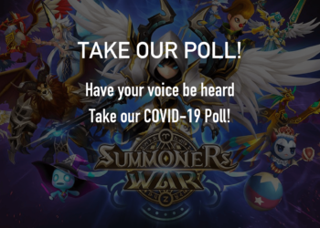 Summoners War COVID-19 Survey